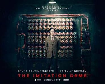 Review: THE IMITATION GAME - EIN STRENG GEHEIMES LEBEN - Benedict Cumberbatch knackt den Code