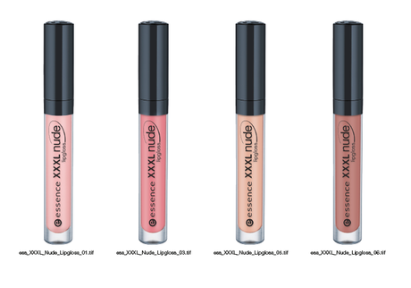 "Vorstellung: essence trend edition ""I love nude"""