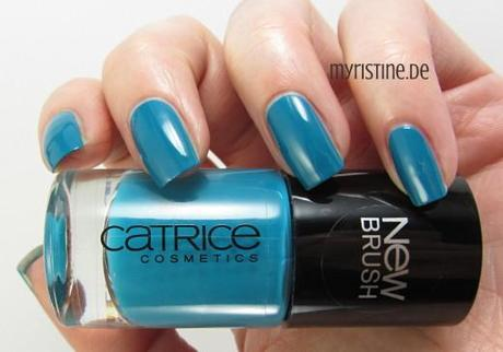 Can You SEA Me? (CATRICE, Ultimate Nail Lacquer)