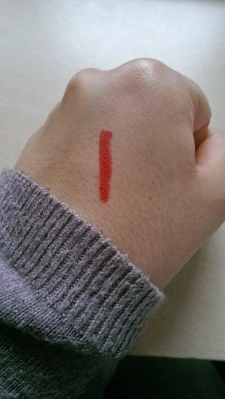 Review: Color Drama Velvet Lip Pencil