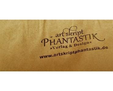 Der Art Skript Phantastik Verlag auf der Leipziger Buchmesse