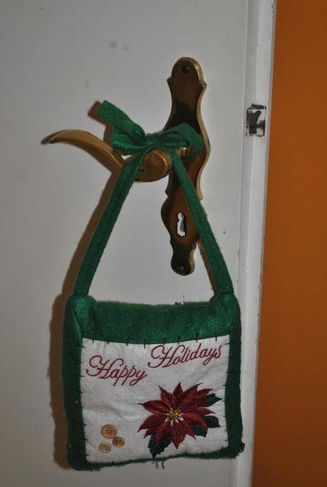 Doorhanger Christmas