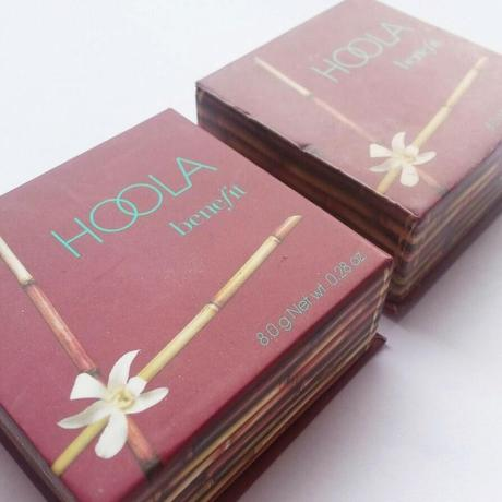 [REVIEW] Benefit Hoola Bronzer