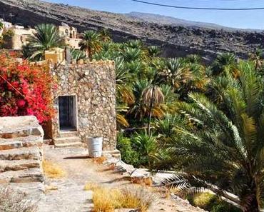 Eine traumhaft schöne Reise durch den Südosten des Oman, Teil 2 von Misfat al-Abriyeen über Nizwa bis in die Wüste