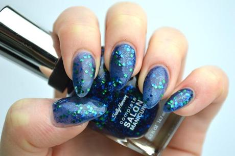 Aufgepinselt: Sally Hansen Mermaid's Tale