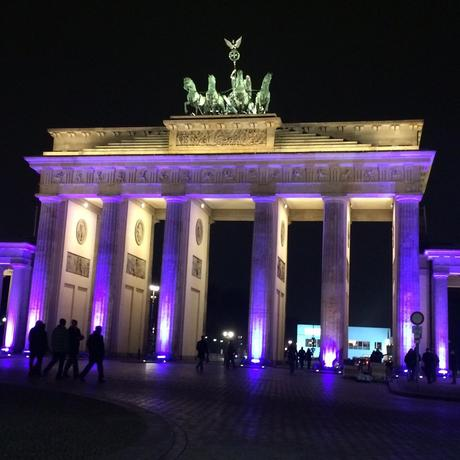 Travel Diary Fashion Week Berlin Brandenburger Tor