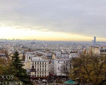 Paris zur Weihnachtszeit - und endlich zeig ich euch die Bilder