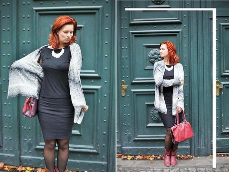 Bench_Bench Strickjacke_black and white_Outfit_schwarz weiß Outfit_Outfitpost_Annanikabu_Collage3