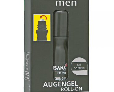 ISANA men Augen Roll-On Q10