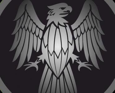 Der schwarze Adler No.25