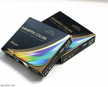 Alcon Air Optix COLOR - Farbkontaktlinsen im Test