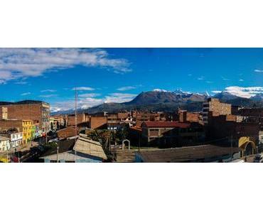 Gipfelstürmerphase in der Cordillera Blanca