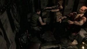 re1remake hdremaster screen 029m 300x169 Resident Evil Remastered Test/Review
