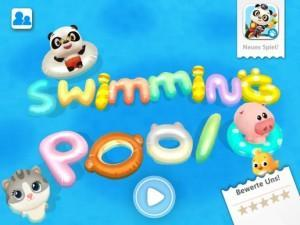 Splish-splash: Dr Pandas Schwimmbad