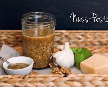 Nuss-Pesto – Alles begann mit Bertolli…