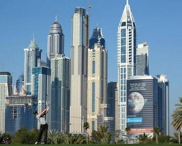 Omega Dubai Desert Classic – Runde 1