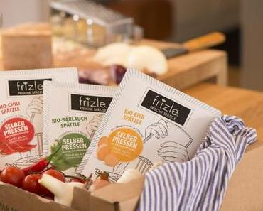FRIZLE SPÄTZLE – Produkttest – Onlinebestellung