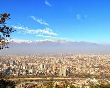 Santiago de Chile-ein Dorfkind im Großstadtdschungel-Da b...