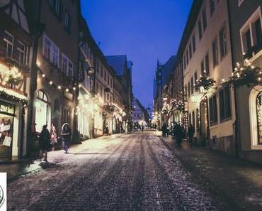 Willkommen in der wohl romantischsten Stadt Deutschlands: Rothenburg ob der Tauber