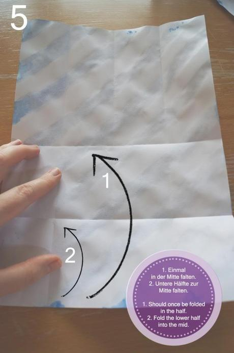 [DIY] Papiertüte - Paper bag