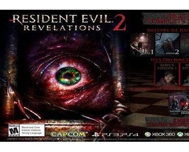 Resident Evil Revelations 2: Alles was Ihr über den Koop und Raid Mode wissen müsst