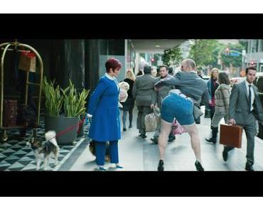 Nicht nur EDEKA kann #supergeil: Dave's #EpicStrut TV Ad (Video)