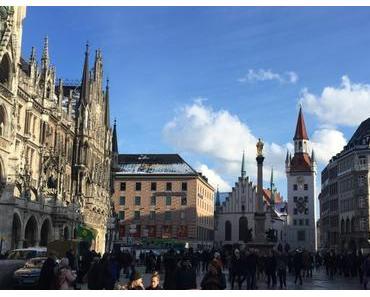 Der Marienplatz – Herz der Stadt München
