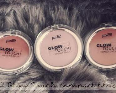 p2 Glow Touch Blushes