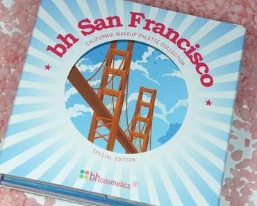 BH Cosmetics SAN FRANCISCO Palette