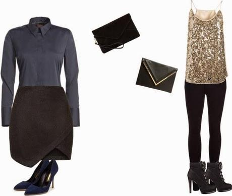 Silvester - Outfits