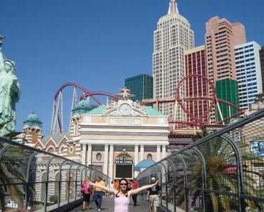 Viva Las Vegas! Reise in die Glitzerwelt der Casinos und Themenhotels!