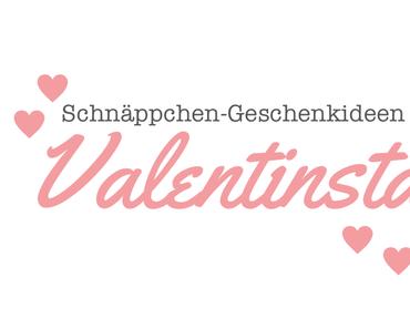 Schnäppchen-Geschenkideen zum Valentinstag