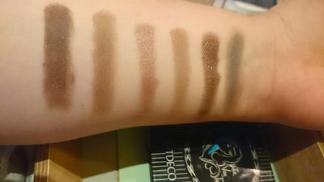 My Favorite...brown Eyeshadows