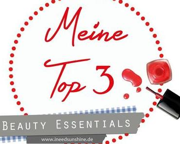 Beauty Essentials Blogparade