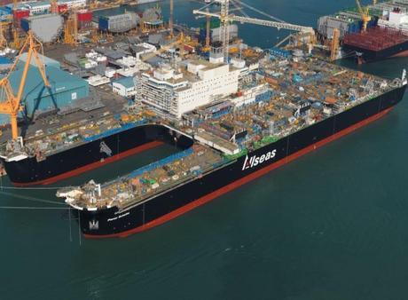 Das Grösste Schiff Der Welt