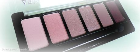 Catrice Sortimentswechsel Neuheiten - Review - Absolute Rose Eyeshadow Palette