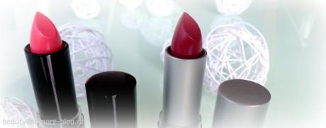 Catrice Sortimentswechsel Neuheiten - Review - Luminous Lips Lipstick + Ultimate Colour Lip Colour