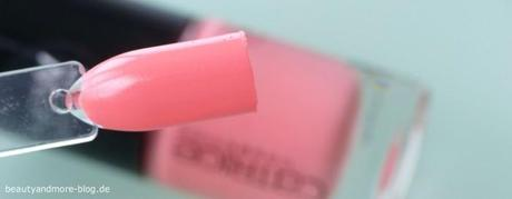 Catrice Sortimentswechsel Neuheiten - Review - Ultimate Nail Lacquer 82 A Gallon Of Melon