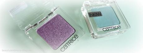 Catrice Sortimentswechsel Neuheiten - Review - Absolute Eye Colour Mono Eyeshadow