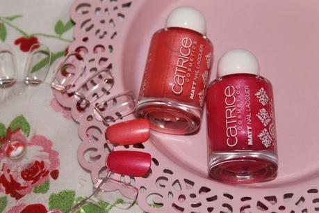 Catrice Rock-o-co Matt Nail Lacquers