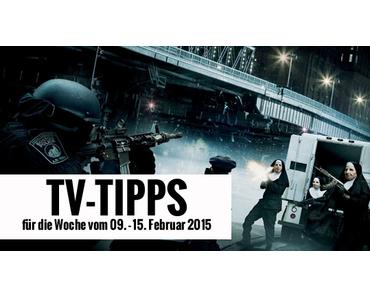 Fernsehtipps der Woche 09.02.2015 - 15.02.2015