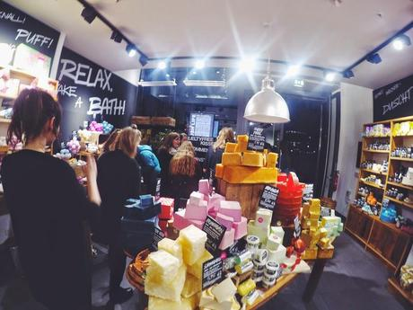 Event: Lush Event in Berlin