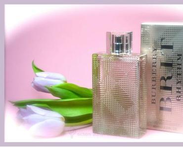 Die neue Brit von BURBERRY: Brit Rhythm Floral Eau de Toilette for Women.