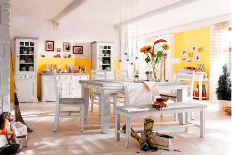 landhausstil m bel in wei hellen deine r ume auf. Black Bedroom Furniture Sets. Home Design Ideas