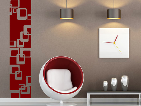 wohnzimmerwnde ideen wandgestaltung mit farbe ... - Wohnzimmer Wandgestaltung Farbe