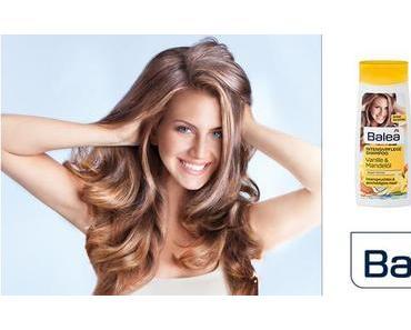 [dm-News] Neues für die Haare von Balea