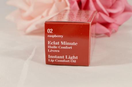 [Review] Clarins Eclat Minute Huile Comfort Lèvres