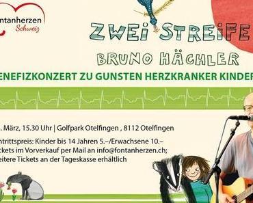 Fontanherzen Schweiz: Musik für herzkranke Kinder