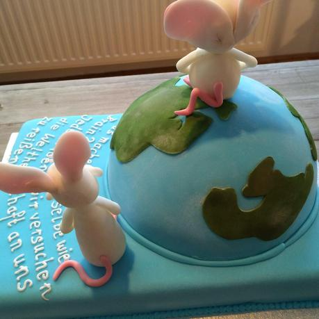 Pinky and the Brain Torte