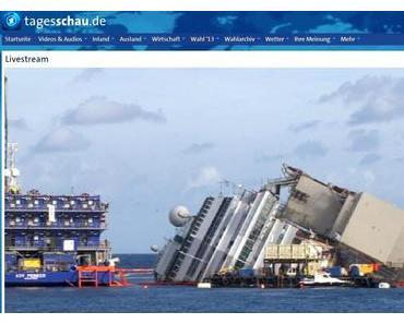 Costa Concordia: 16 Jahre Haft für den Unglückskapitän Schettino - entscheidet Gericht!